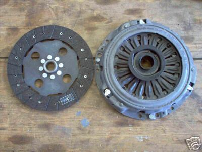 What Are The Contents Of Manual Gearbox Clutch Kit